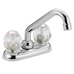Moen 4975 Chateau Two-Handle Laundry Faucet Chrome