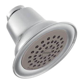 Moen 6303EP Eco-Performance Single Function Showerhead Chrome