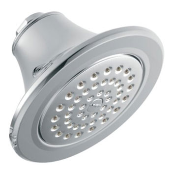Moen 6312 Icon Moenflo XLT Single Function Showerhead Chrome