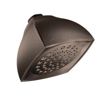 Moen 6325ORB Voss Single Function Moenflo xl Showerhead - Oil Rubbed Bronze