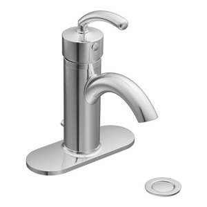 Moen S6500 Icon Single-Handle Centerset Lavatory Faucet Chrome