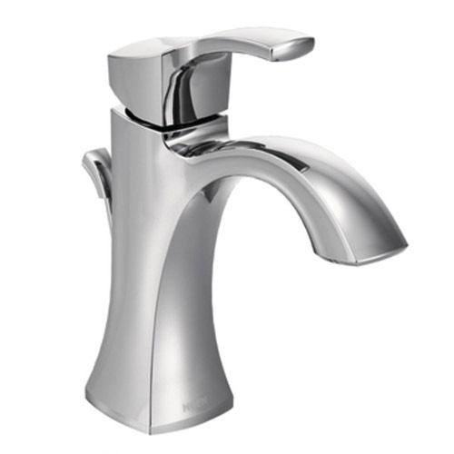 Moen 6903 Voss Single Handle High Arc Lavatory Faucet - Chrome