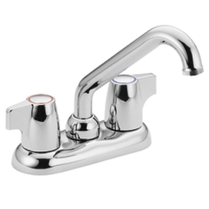 Moen 74998 Chateau Two-Handle Laundry Faucet Chrome