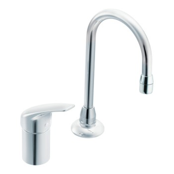 Moen 8137 Single Handle Commercial Multi-Use Faucet Chrome
