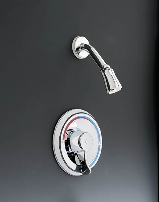 Moen 8325 Commercial 1 Handle Pressure Balancing Shower - Chrome