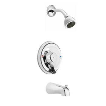 Moen 8389EP15 Commercial Posi-Temp Tub/Shower - Chrome