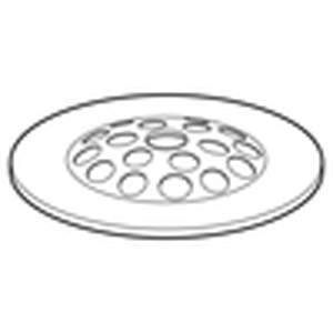 Moen 90467 Tub Drain Grid Kit - Chrome
