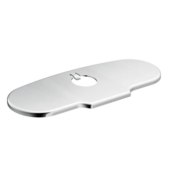 Moen 99550 Commercial Deck Plate For 8161 - Chrome