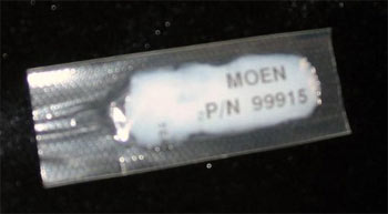 Moen 99915 Silicone Grease Pack