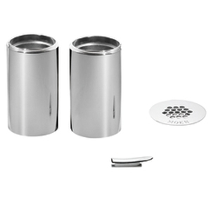 Moen A1616 Kingsley Vessel Extension Kit Chrome
