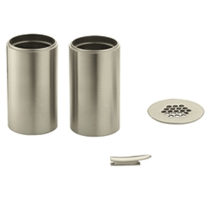 Moen A1616BN Kingsley Vessel Extension Kit Brushed Nickel