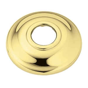 Moen AT2199P Shower Arm Flange Polished Brass