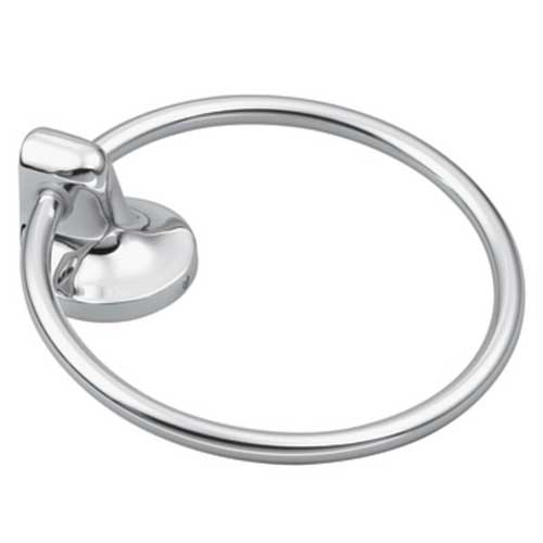 Moen BP5886CH Aspen Towel Ring - Chrome