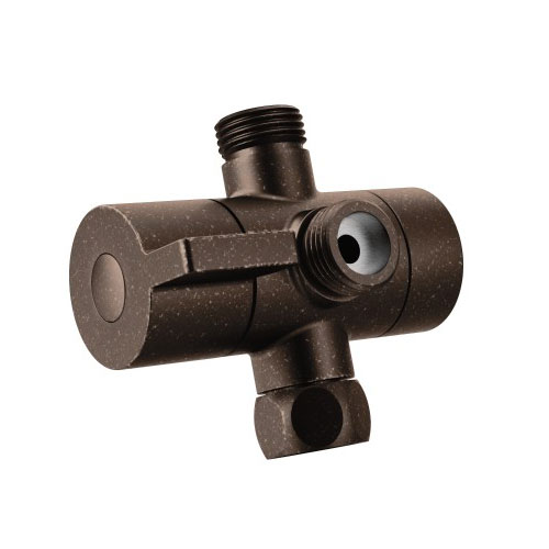 Moen CL703ORB Shower Arm Diverter - Oil Rubbed Bronze