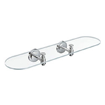 Moen DN0790BN Iso Glass Shelf Brushed Nickel (Pictured in Chrome)