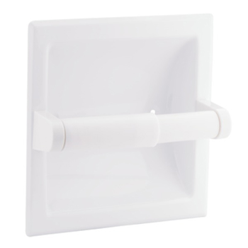 Moen DN5075W Donner Commercial Paper Holder - Glacier