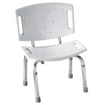 Moen DN7030 Home Care Shower Seat - White