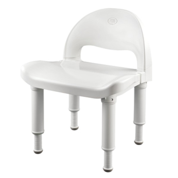 Moen DN7064 Home Care Shower Chair - Glacier
