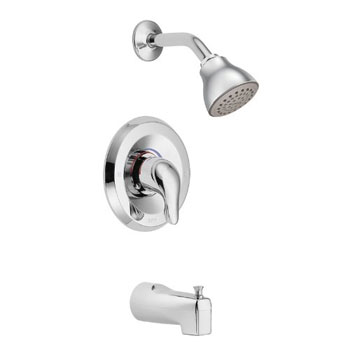 Moen L2363 Chateau Posi-Temp Single Handle Tub/Shower Chrome