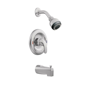 Moen L82694 Adler Single Handle Posi-Temp(R) Tub/Shower Faucet - Chrome