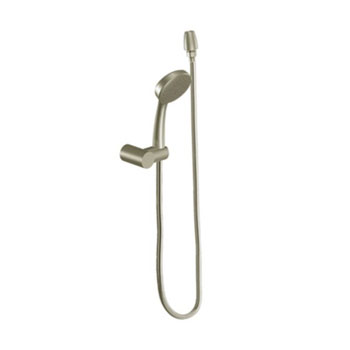 Moen 3865BN Single Function Wall Mount Hand Shower - Brushed Nickel