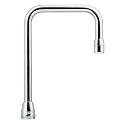 Moen S0009 M-DURA Chrome Commercial Spout - Chrome