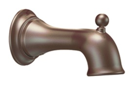 Moen S114ORB Waterhill Diverter Spout - Oil Rubbed Bronze