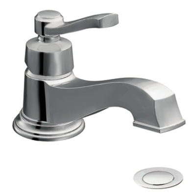 Moen S6202 Rothbury Lavatory Single Handle Faucet - Chrome