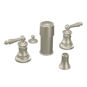 Moen ShowHouse S415BN Waterhill Bidet Faucet Brushed Nickel