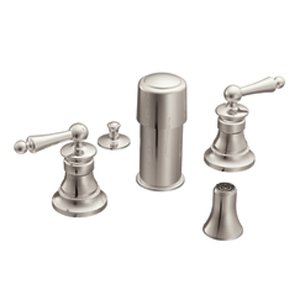 Moen ShowHouse S415NL Waterhill Bidet Faucet Polished Nickel