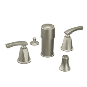 Moen ShowHouse S455BN Divine Bidet Faucet Brushed Nickel