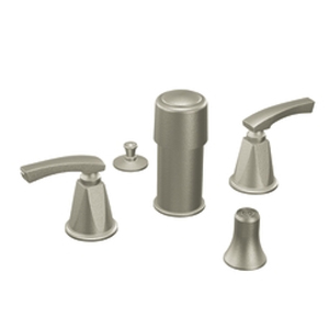 Moen ShowHouse S455HN Divine Bidet Faucet Hammered Nickel