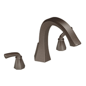 Moen ShowHouse TS243ORB Felicity Roman Tub Faucet Trim Oil Rubbed Bronze