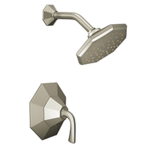 Moen ShowHouse TS342BN Felicity Posi-Temp Single Handle Shower Trim Brushed Nickel