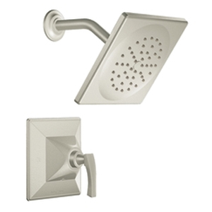 Moen ShowHouse TS352HN Divine Single Handle Posi-Temp Shower Trim Hammered Nickel