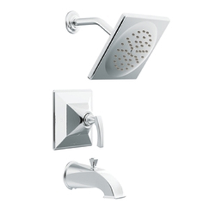 Moen ShowHouse TS354 Posi-Temp Single Handle Tub/Shower Trim Chrome
