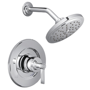 Moen ShowHouse TS372 Solace Single Handle Posi-Temp Shower Trim Chrome