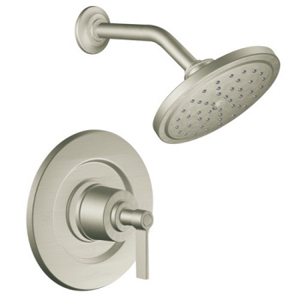 Moen ShowHouse TS372BN Solace Posi-Temp Shower Trim Brushed Nickel