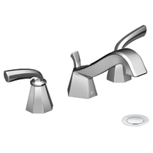 Moen showhouse ts447 felicity two handle widespread for Showhouse faucets