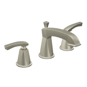 Moen ShowHouse TS458HN Divine Widespread Lavatory Faucet Trim Hammered Nickel