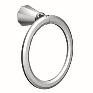 Moen ShowHouse YB9786CH Felicity Towel Ring Chrome