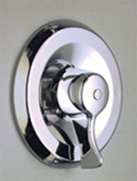 Moen T187 Chateau Posi-Temp(R) Single Handle Tub/Shower Valve Trim Chrome