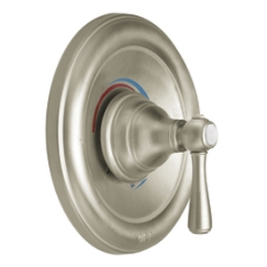 Moen T2111BN Kingsley Posi-Temp(R) Single Handle Tub/Shower Valve Trim - Brushed Nickel