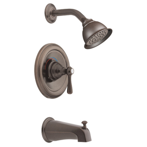 Moen T2113ORB Kingsley Posi-Temp(R) Single Handle Tub/Shower Trim Oil Rubbed Bronze
