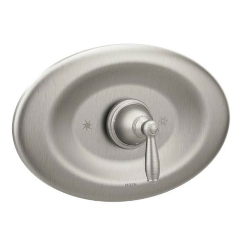 Moen T2150BN Brantford Posi-Temp Single Handle Valve Trim - Brushed Nickel