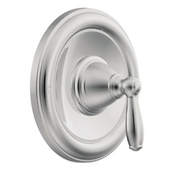 Moen T2151 Brantford Posi-Temp(R) Single Handle Tub/Shower Valve Trim - Chrome