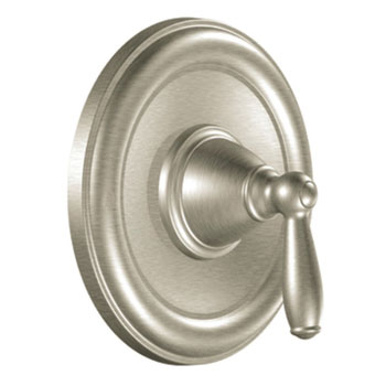Moen T2151BN Brantford Posi-Temp(R) Single Handle Tub/Shower Valve Trim - Brushed Nickel