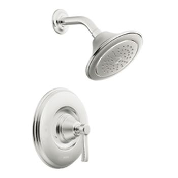 Moen TS2212 Rothbury Posi-Temp(R) Single Handle Shower Trim Chrome