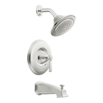 Moen TS2213 Rothbury Posi-Temp(R) Single Handle Tub/Shower Trim Chrome