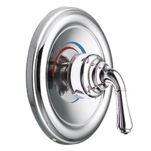 Moen T2442 Monticello Posi-Temp(R) Single Handle Tub/Shower Valve Trim - Chrome